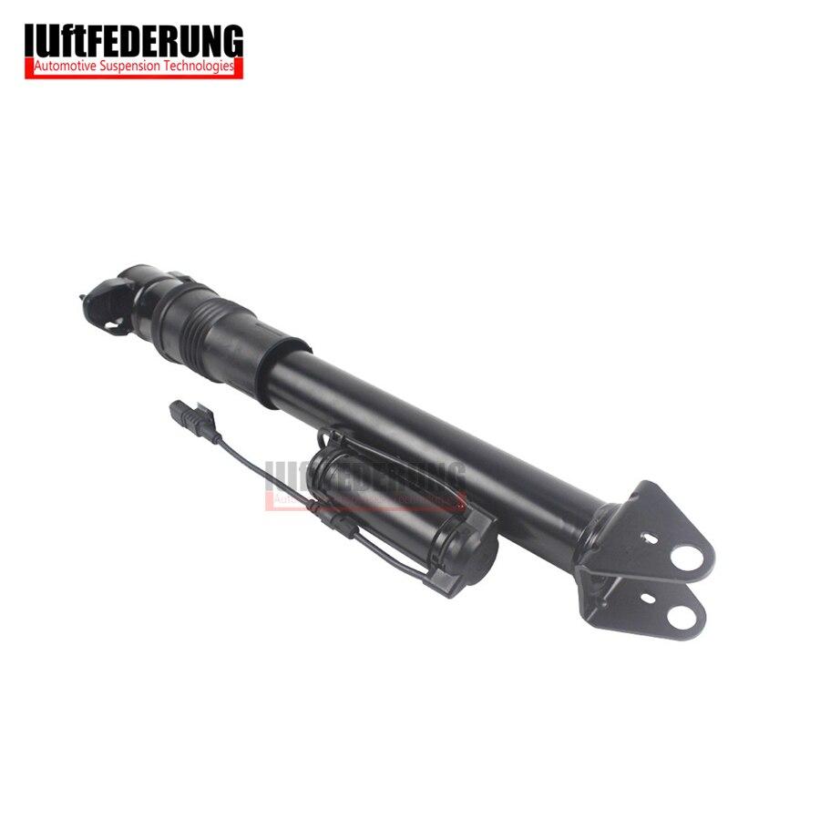 Luftfederung nouvelle Suspension amortisseur montage de jambe de force arrière pour Mercedes W164 X164 annonces 1643203031 1643202031