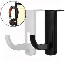 Hook Headphone-Accessories Headset Monitor Hanger-Holder Earphone W/tape-Sticker