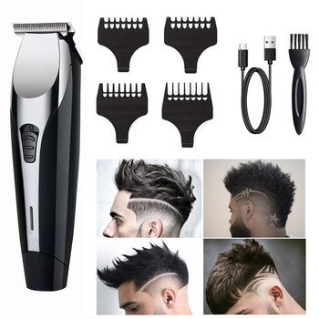 Hair Clipper Combo Hair Trimmer for Men Barber Hair Cutting Machine Professional Electric Hair Beard Razor Shaver Haircut Styler rechargeable hair clipper electric shaver beard trimmer professional barber haircut cutter mower cutting machine razor for men