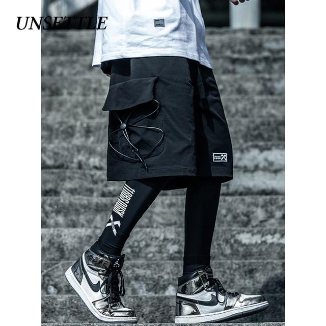 Hip Hop Streetwear Cargo Shorts 2