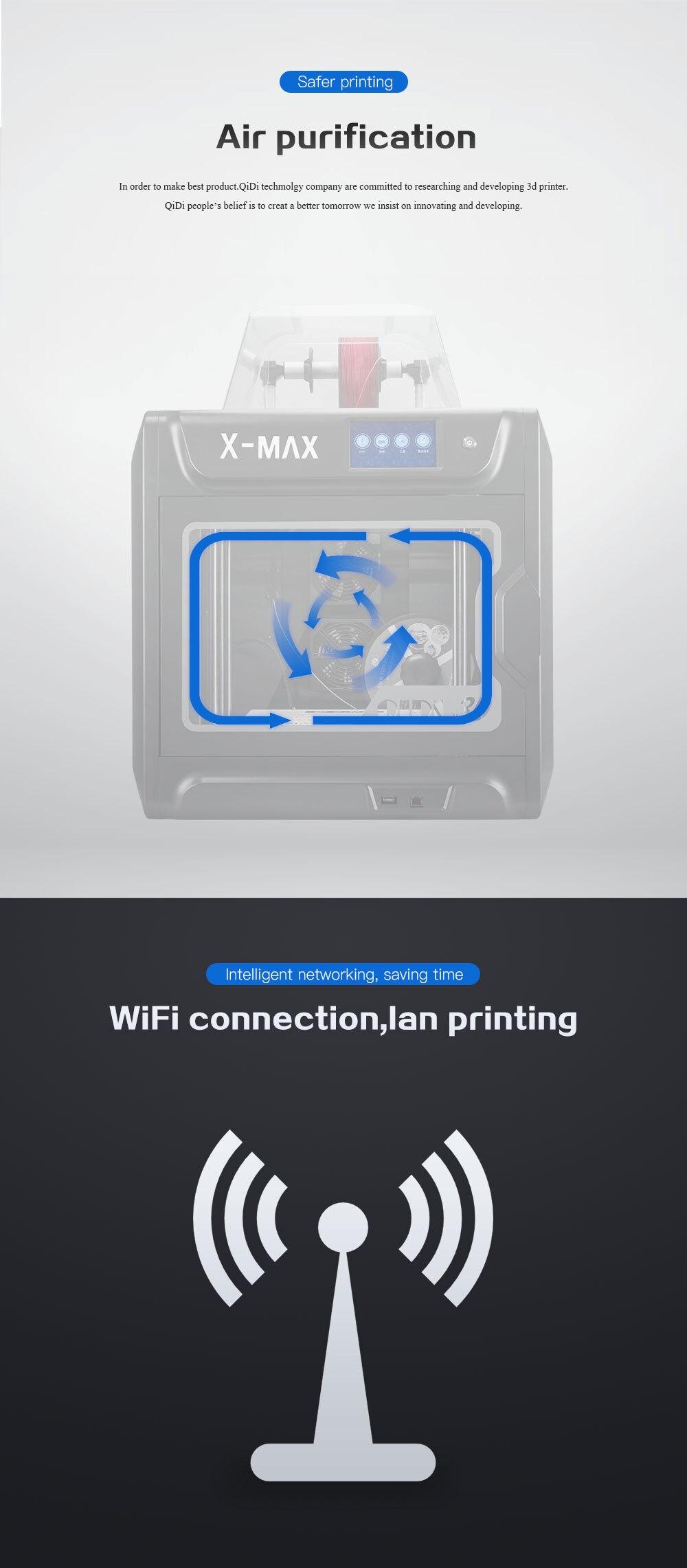 QIDI X-MAX 3D