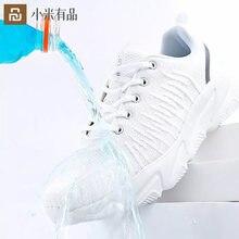 Youpin черная технология гидрофобная спортивная обувь устойчивая