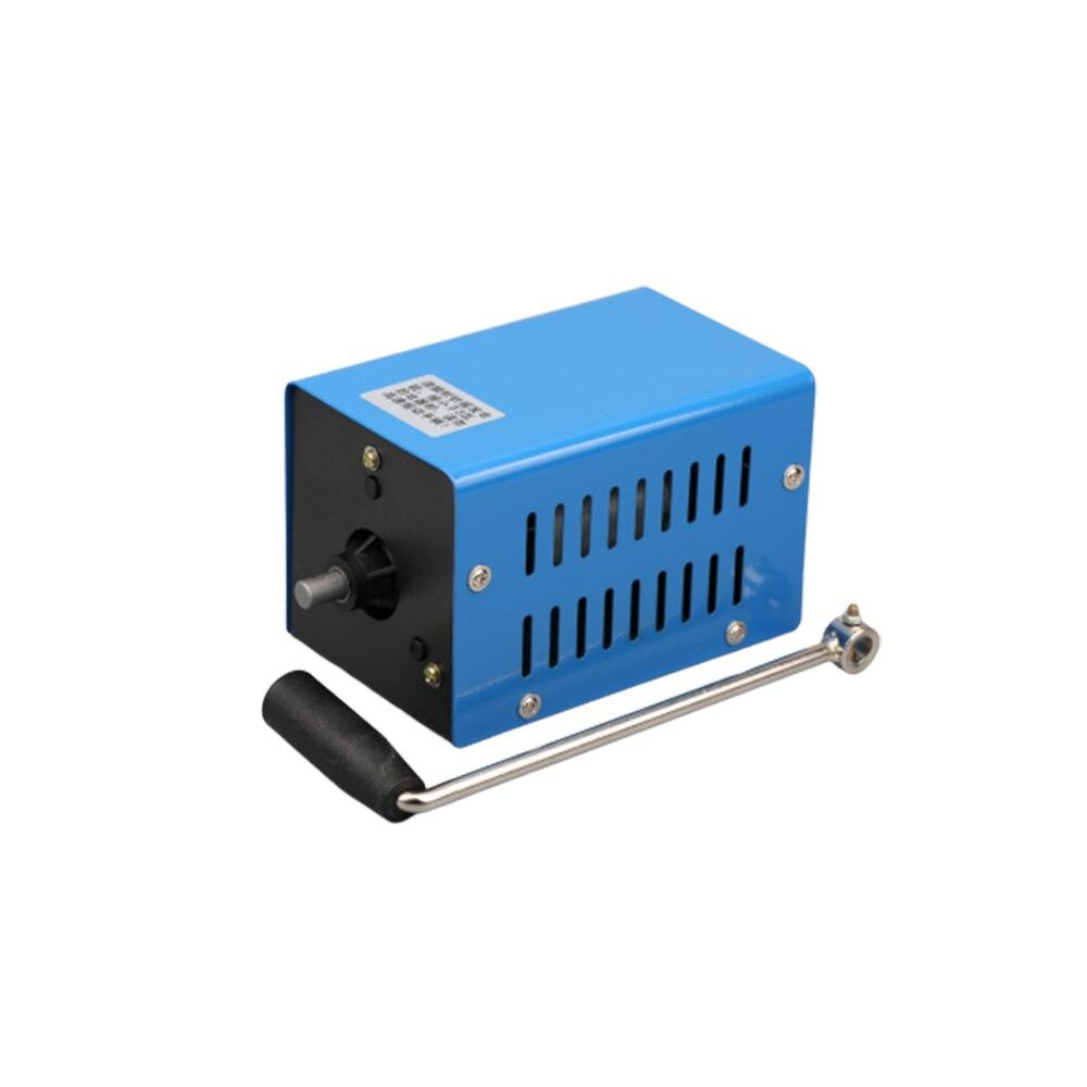 20 w de alta potencia gerador manivela 02