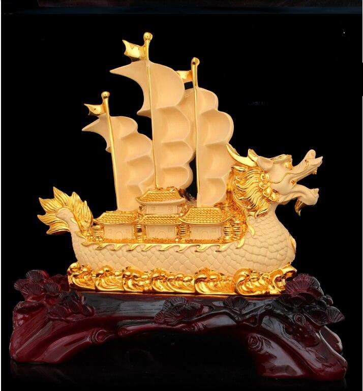 Estilo chinês retro sorte suave vela resina