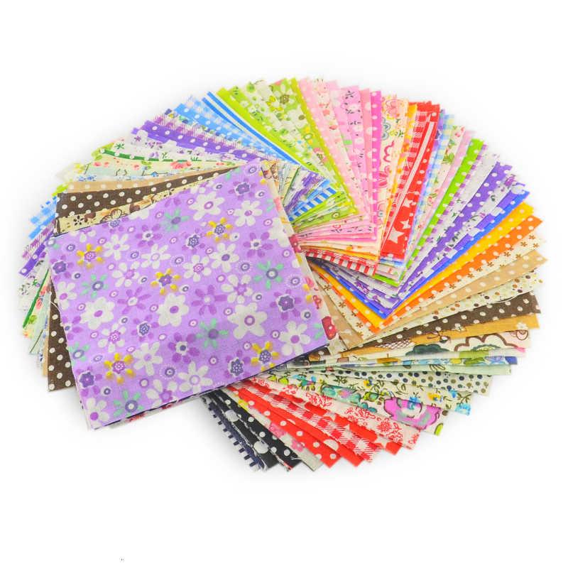 Teramila теань50pieces 10cm x 10cm 패브릭 stash cotton fabric charm packs telas 패치 워크 algodon 퀼팅 반복 디자인 tissus