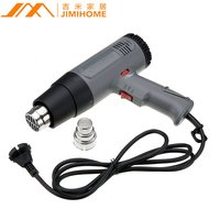 JIMI 2000W 220V Hot Air Blower Electric Heat Tool Dual Stepless Temperature Adjustable Welding Tool