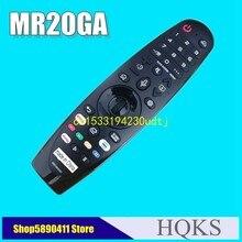 Novo original mr20ga akb75855501 voz magia controle remoto para lg 2020 ai thinq oled smart tv zx wx gx cx bx nano9 nano8 series