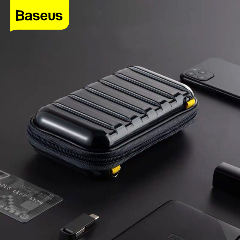 Baseus Phone Pouch For iPhone 11 Pro Xs Max Xr X 8 7 Samsung Xiaomi Huawei P30 Pro Portable Mobile Phone Bag Case Storage Cover