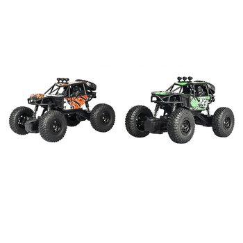 S-003 1/20 Scale 2.4Ghz 4WD High Speed RC Crawler Climber Buggy Off-Road Rock RC Remote Control Car Model RTR with Waterproof 1