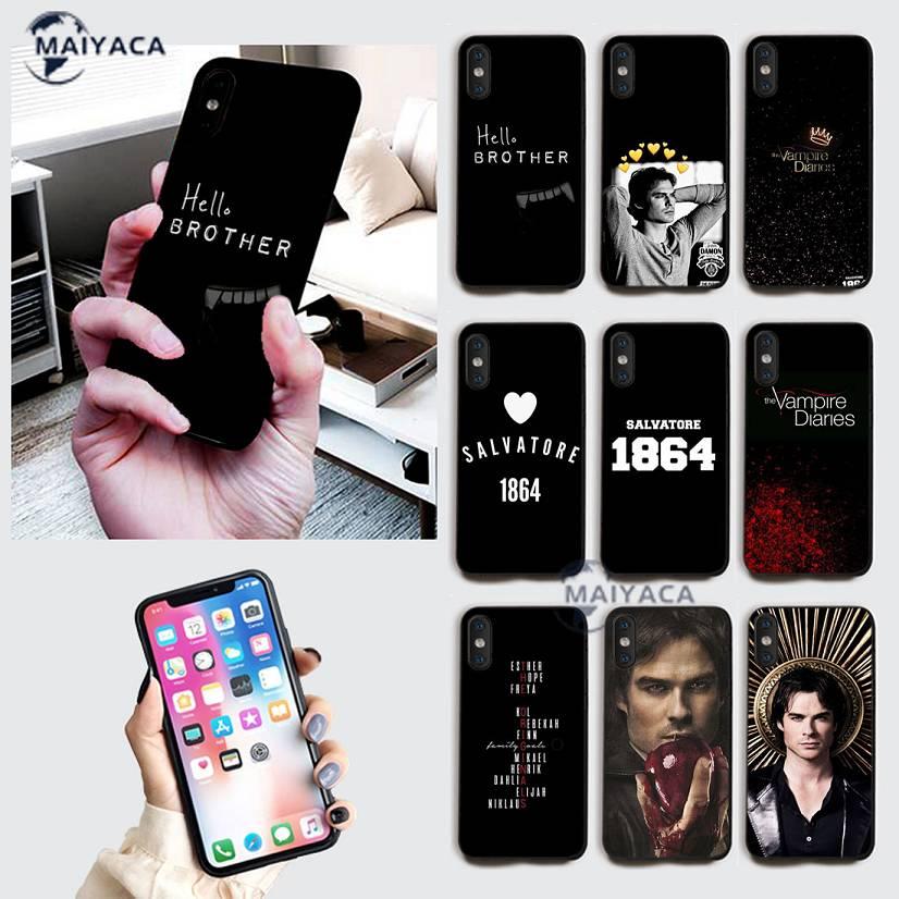 Чехол для мобильного телефона из ТПУ с дневниками вампира, стифаном для Huawei P20 P30 P40 Pro Y9 2020 Y9 Y8s Y8p Y9s Prime 2018, 2019