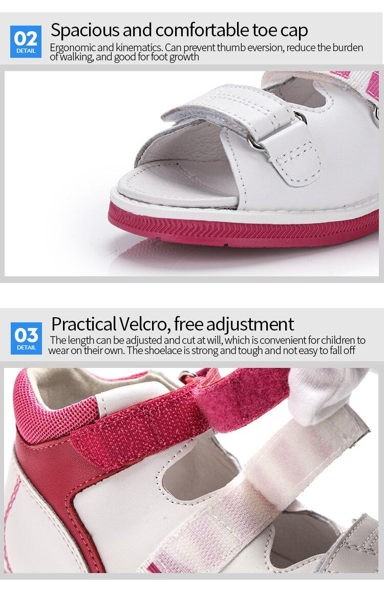 ortopédico doce princesa rosa e azul corretivo