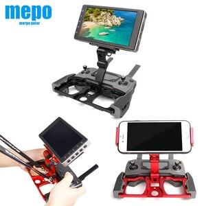 Image 1 - Remote Controller Phone Tablet CrystalSky Holder Mount For DJI Mavic 2 Pro Mavic Mini 2/1 Air Spark Metal Monitor Stand Bracket
