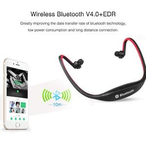 Image 4 - kebidu S9 Sports Bluetooth Earphone Wireless Hands free Auriculares Headphones Headset Support For xiaomi Huawei