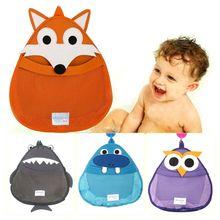 Мультфильм ребенок для хранения игрушек для ванной сумки дети Душ разное игрушки аккуратный Органайзер сетчатый мешок подвесной мешочек корзины для хранения для ванной комнаты