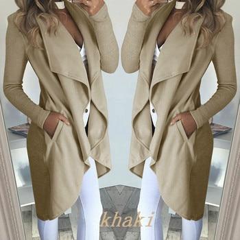 Overcoat Jumper Jalcket Plus Size 2