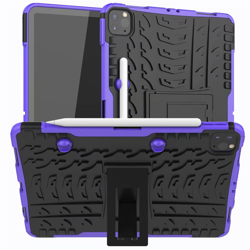 Case For Case Holder Stand 11 Armor New iPad With Pro Cover Flip Shockproof Pencil 2020
