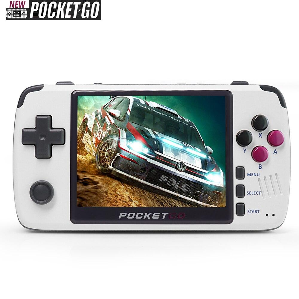 Nueva consola PocketGo. Consola de juegos