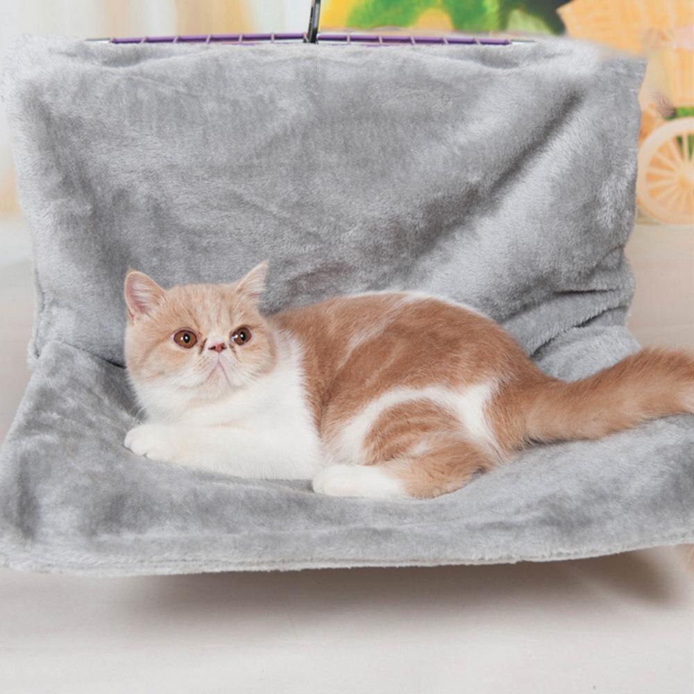4  Lit pour chat rebord de fenêtre amovible