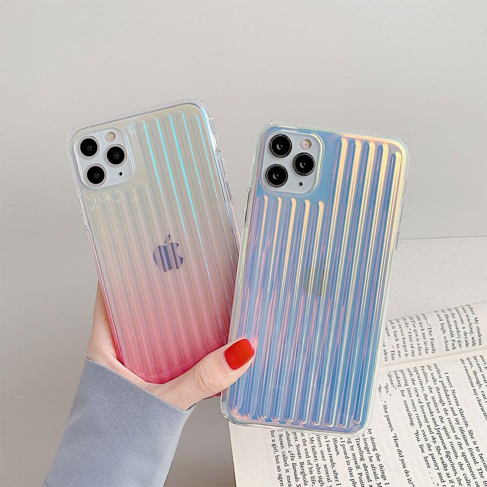 iPhone 12 XS Max XR 8Plus SE 2020 Coque iphone 11 Fundas