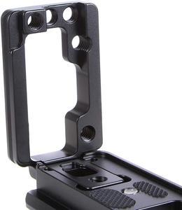 Image 4 - Fotga l suporte qr vertical placa de liberação rápida para sony a6600 câmera arca swiss