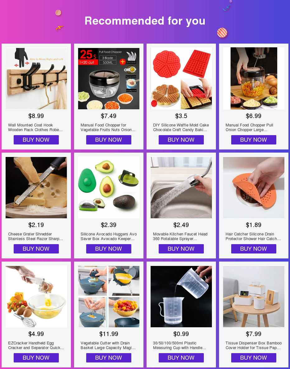 H0e40c9a0c7f84884a3f011c4079700eaw Manual Food Chopper for Vegetable Fruits Nuts Onions Quick Pulling Chopper Pull Mincer Blender Mixer Food Processor Kitchen Tool