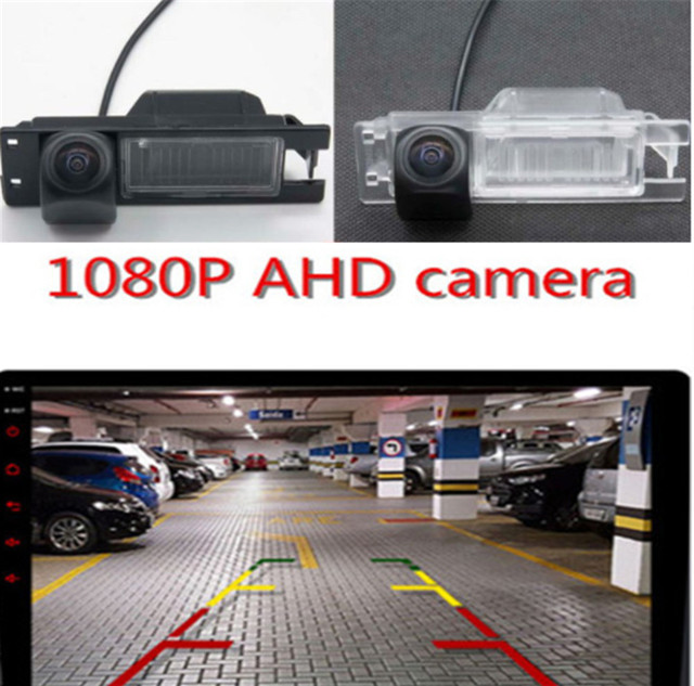 Reverse  AHD 1080P  Fisheye Car Rear View Camera for Opel Astra H J Corsa D Meriva A Vectra C Zafira  Grande Insignia