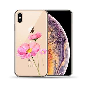 Сексуальный мягкий чехол из ТПУ с цветочным рисунком в стиле ретро для iPhone 11 Pro Max X XS Max XR 8 7 6 6S Plus 5 5S SE, кружевные чехлы для телефонов с изображ...