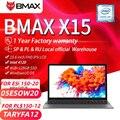 BMAX X15 15.6 inch Laptop 1920*1080 Intel Gemini Lake N4120 Intel UHD Graphics 600 8GB LPDDR4 RAM 128GB SSD ROM Notebook X15