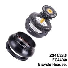Headset para bicicleta 44mm cnc 1 1/8