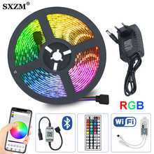 RGB LED strip 5m 10m 15m Waterproof led neon Flexible