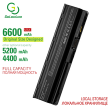 Golooloo 6 cells laptop battery for Hp hstnn-q60c q61c q62c q63c Q64C YB0X MU06 MU09 NBP6A174 174B1 175 175B1 WD548AA WD549AA