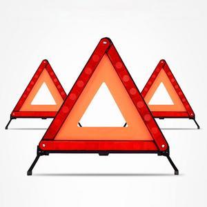 Image 5 - מתקפל רכב רכב חירום התמוטטות אזהרת סימן משולש להפסיק סימן רעיוני כביש בטיחות מעשי חלקי רכב