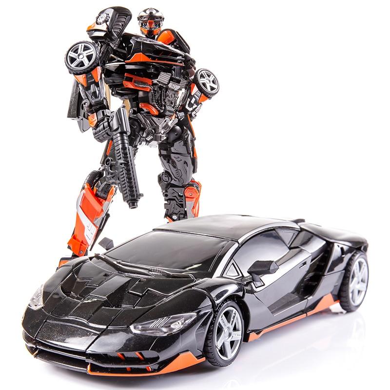Transformação TH-01 DX9 DX-9 K3 La Contratar KO Rodimus HotRod Alma MPM nível TH01 Action Figure Robot Modelo Brinquedos Presentes