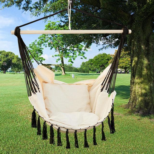 Hammock Chair Garden Swing  6