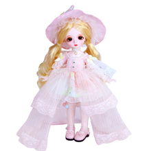 Blyth 1/6 BJD doll Full Set girl 30cm 28 joint body doll Body With Official makeup and hair eyes clothes for girl gift toys toy gift free shipping 30cm doll 1 6 nude factory blyth doll 230bl1319 mint straight hair white skin joint body neo