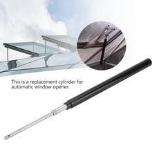 Автоматическая открывалка для окна в теплице на крышу, сменный цилиндр, вентиляция температуры, Солнечная чувствительность, открывалка для окна