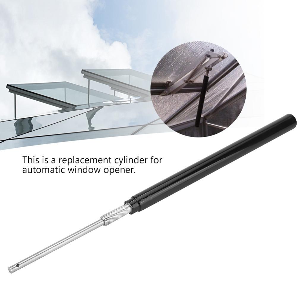 Автоматическая открывалка для окон для теплицы на крыше, запасная вентиляция цилиндра, Солнечная чувствительность, открывалка для окон Сельскохозяйственные теплицы      АлиЭкспресс