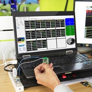 Image 4 - WitMotion Bluetooth 2.0 BWT901 9 czujnik osi cyfrowy kąt przyspieszenia + żyroskop + magnetometr MPU9250 na PC/Android