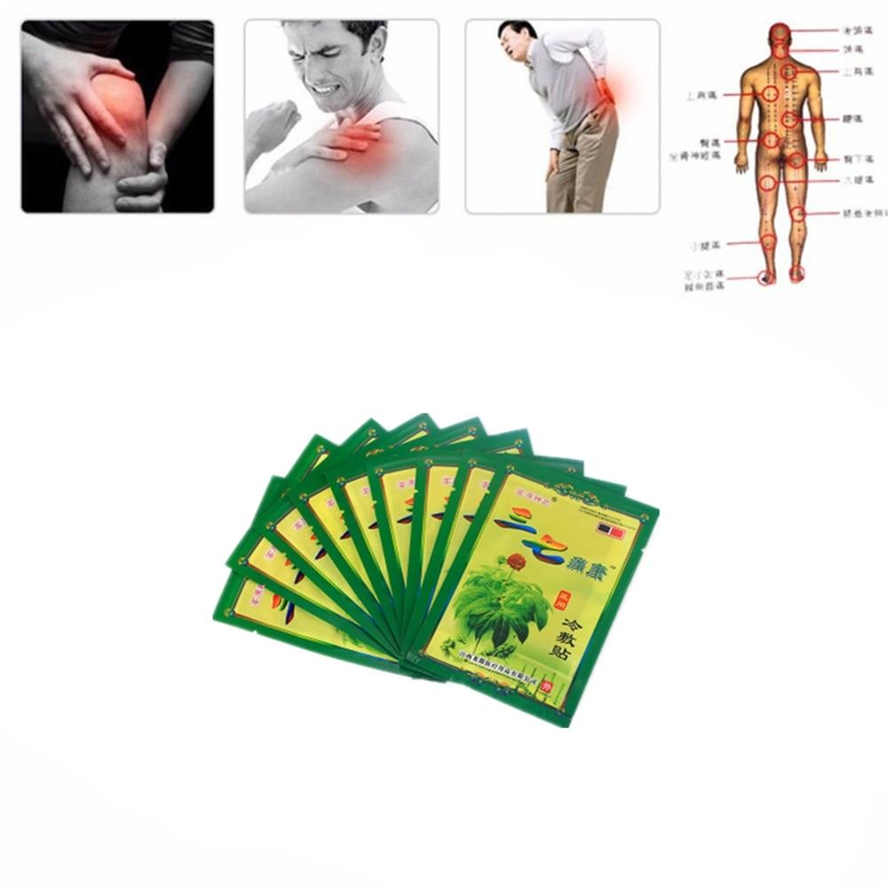 Far IR Scapulohumeral Periarthritis Warm Analgesic Plasters Pseudo Ginseng Spondylosis Care Essential Oils Sciatica Cream 10 Pcs
