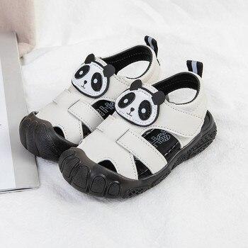 TELOTUNY sandals Toddler Kids Baby Boys Beach Shoes Student Solid Cartoon Outdoor Summer Sandals children sandals girls Jun13