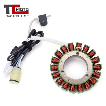 TCMOTO Motorcycle Magneto Generator Stator Coil For Massimo Alligator 500 550 700 4 Knight 500 700 MSA500 MSU500 MSU700 4