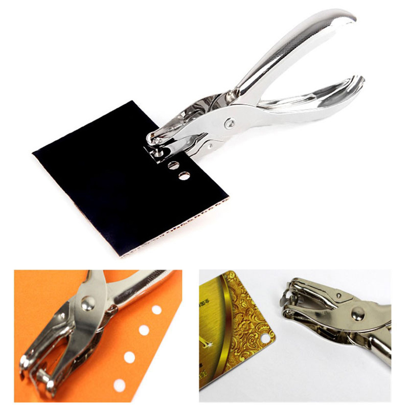 Leather Belt Hole Punch Eyelet Plier Snap Button Grommet Setter Tool Kit Pliers Set For Leather Professional DIY.