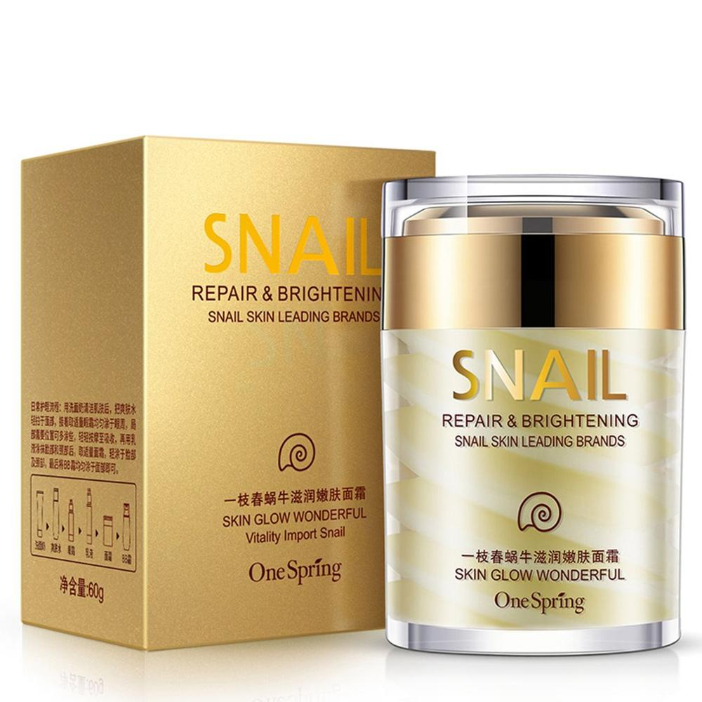 Snail Original Essence Liquid Whitening And Hydrating Antioxidant Anti-aging Facial Cream Serum