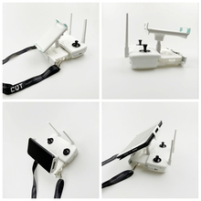 Hubsan Zino รีโมทคอนโทรลแท็บเล็ต EXTENDED Bracket Mount โทรศัพท์แท็บเล็ตผู้ถือขาตั้งแท่นวางสำหรับ HUBSAN ZINO/2/PRO H117S Drone