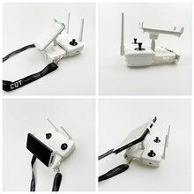 Hubsan Zino 원격 제어 태블릿 확장 브래킷 마운트 전화 태블릿 클립 홀더 HUBSAN ZINO/2/PRO H117S Drone 용 스탠드 크래들