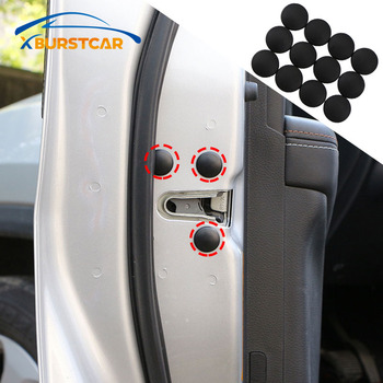 Xburstcar for Mazda Atenza Axela 2 3 5 6 CX-3 CX-4 CX-5 CX5 CX-7 CX-8 CX-9 Car Door Lock Screw Protector Cover Stickers image