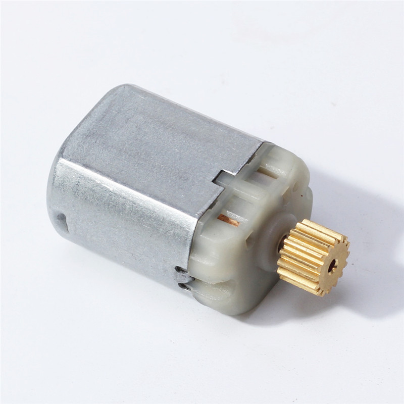 azgiant 3 kinds of 16 teeth <font><b>12V</b></font> DC FC280 car door lock motor carbon brush pinion for <font><b>Mercedes</b></font> Vito w638 image