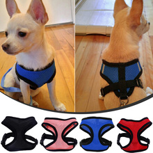 Dog Lead Harness Cat Chest Strap Pets leash Pet Leash pet Rope p Puppy Vest Breathable Mesh D40