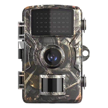 Trail Camera 12MP 1080P Game Hunting Cameras with Night Vision Waterproof 2 Inch LCD LEDs Night Vision Deer Cam Design 1