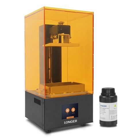 sla impressora acessivel longer orange10 3d 3d impressao inteligente apoio rapido corte de luz uv